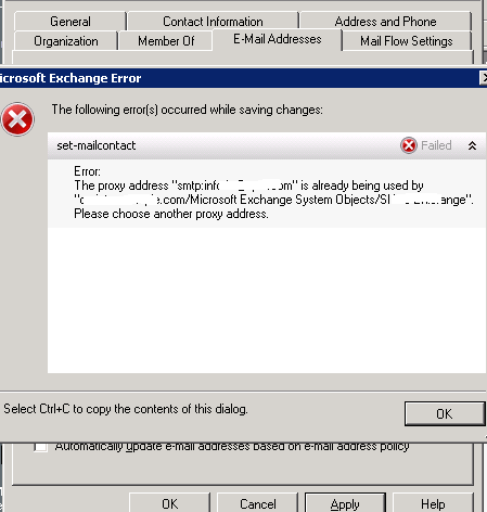 errorsystemobjects
